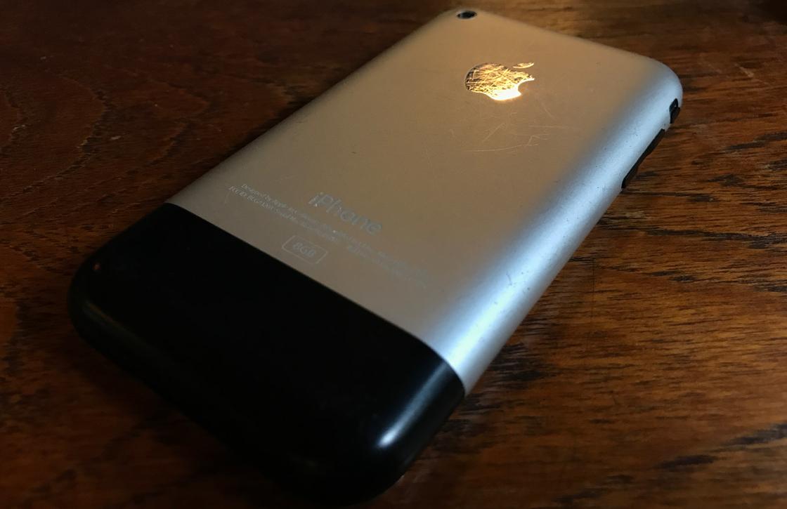 Zo ver ging Apple om de eerste iPhone geheim te houden