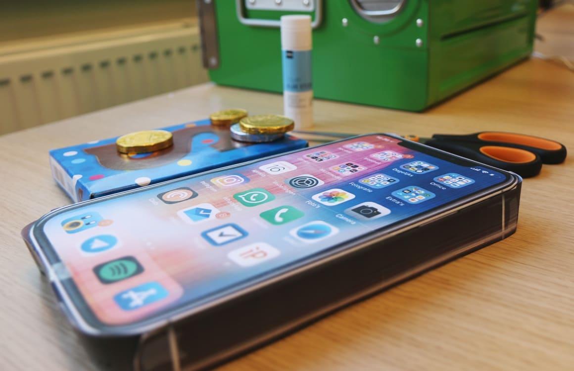 IPhone X met abonnement kopen bij