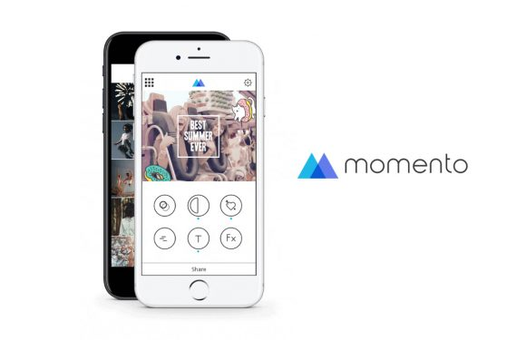 Maak snel gifs van je foto's met Momento