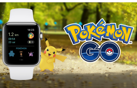 Pokémon GO nu beschikbaar voor de Apple Watch, zo werkt het