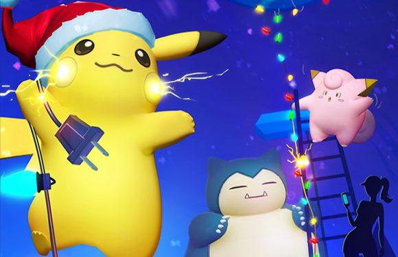 Meer kans op zeldzame baby-Pokémon tijdens kerst in Pokémon Go