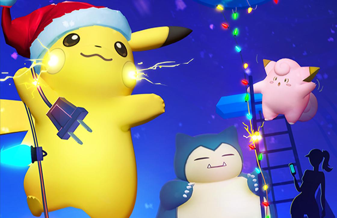 Dit krijg je bij het kopen van een Pokémon GO verrassingsbox