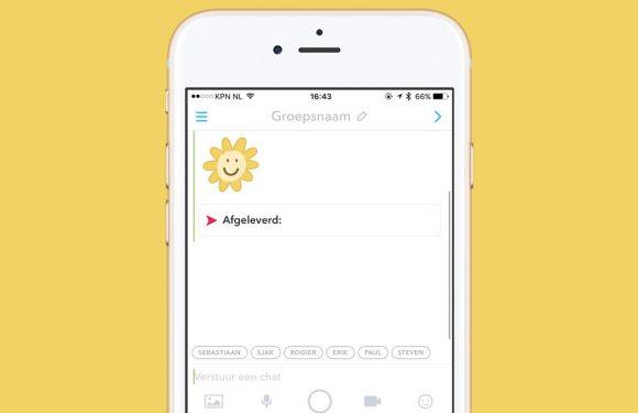 Snapchat introduceert groepsgesprekken en Shazam-ondersteuning