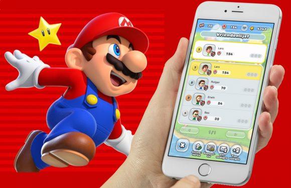 Super Mario Run 78 miljoen keer gedownload, 4 miljoen keer gekocht