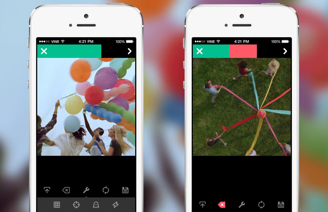 Video-app Vine verdwijnt niet, verschijnt opnieuw als Vine Camera