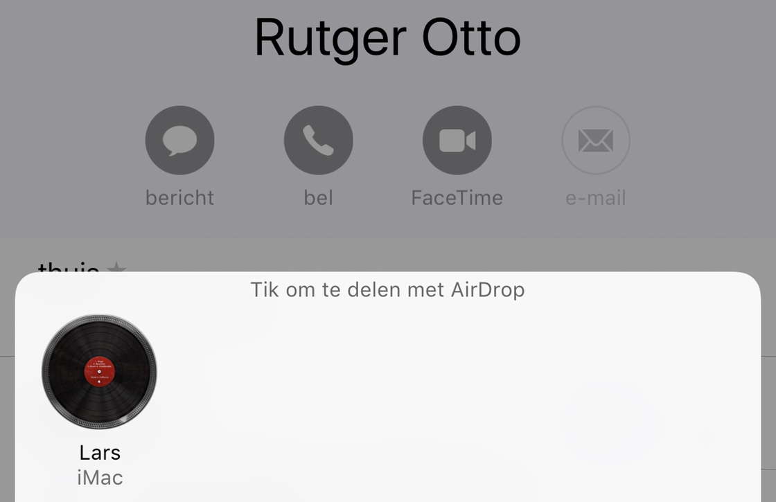 AirDrop tips