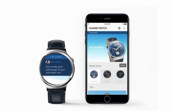 Google laat Android Wear 2.0 extra goed werken met iPhones