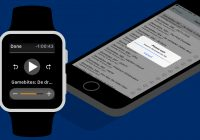 WatchPlayer laat je podcasts luisteren via de Apple Watch-luidspreker