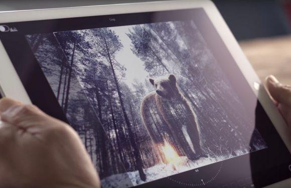 Adobe werkt aan manier voor mobiele fotobewerking met je stem