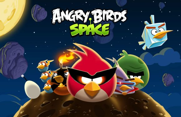 Angry Birds Space is Apples gratis App van de Week