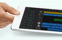 GarageBand krijgt vernieuwde geluidenkiezer en audiomixer