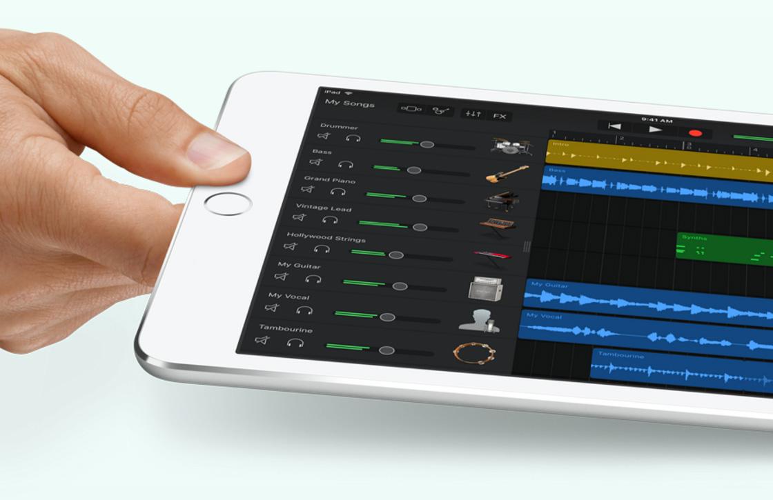 Problemen met GarageBand en iOS 11? Zo omzeil je deze bug