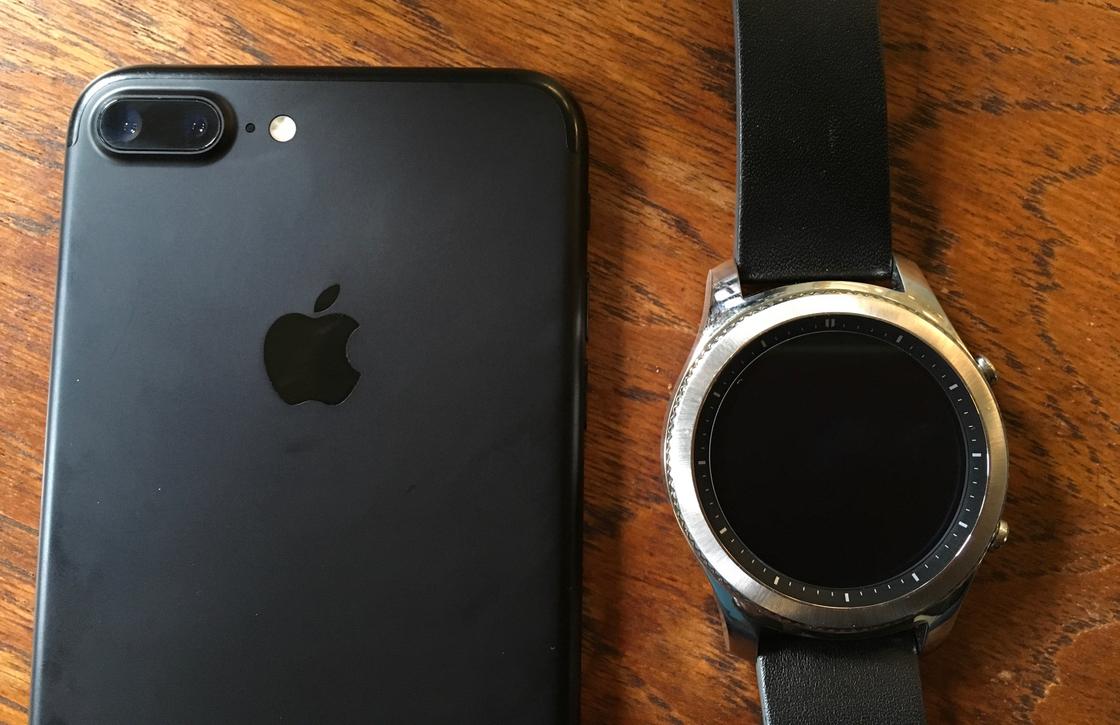 Gear S3 iPhone