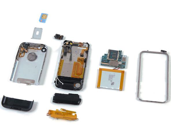 iPhone teardowns