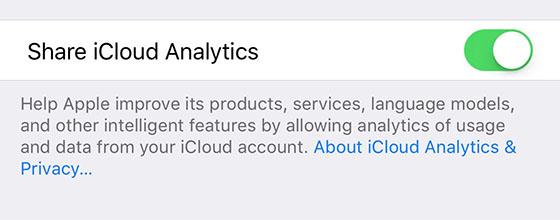 icloud-data delen