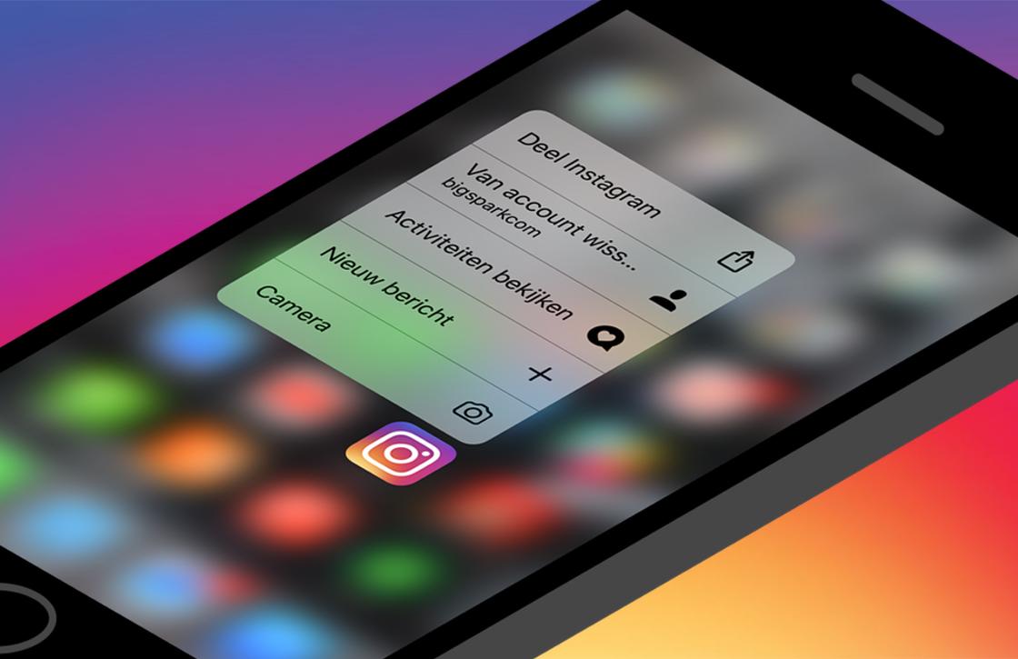 Instagram laat je jouw bewaarde foto's nu organiseren