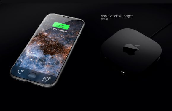 'Alle drie de 2017 iPhones ondersteunen draadloos opladen'