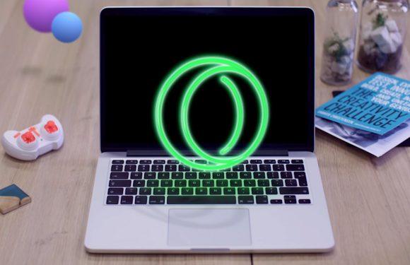 4 lessen die Safari kan leren van futuristische browser Opera Neon