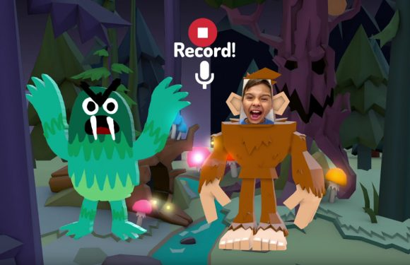 Maak je eigen animatiefilm met Googles Toontastic