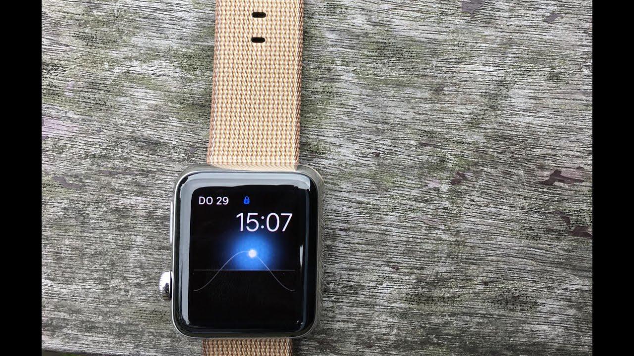 Apple Watch Resetten