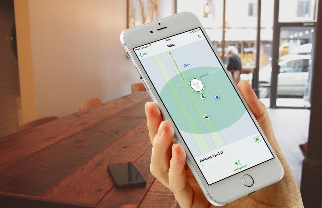 Zoek mijn AirPods: zo raak je Apples draadloze oordoppen nooit meer kwijt