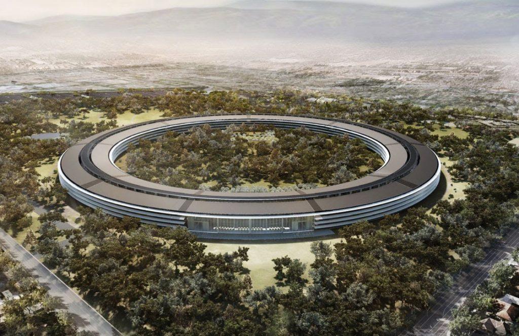 Apple satellieten
