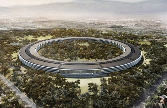 Apple Campus 2: deze 5 bizarre eisen stelt Apple aan het nieuwe kantoor