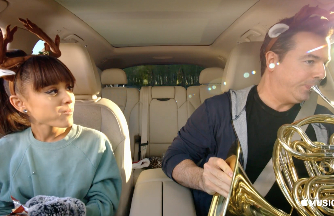 Apple onthult Carpool Karaoke: The Series voor Apple Music met nieuwe trailer