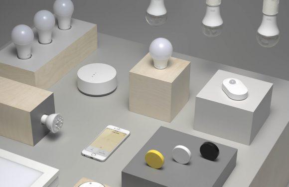 IKEA onthult de TRÅDFRI: slimme verlichting met iPhone-bediening