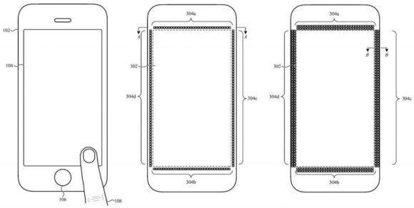 iPhone 8 Touch ID geluidsgolven