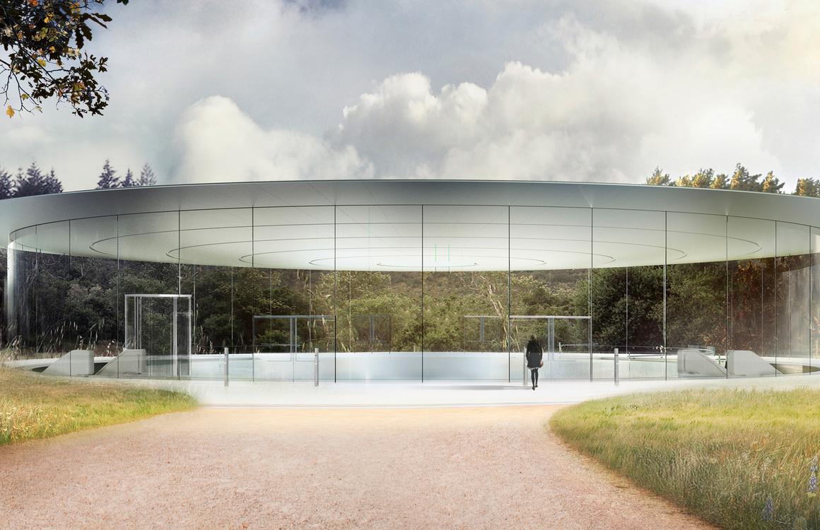 Apple Park Steve Jobs