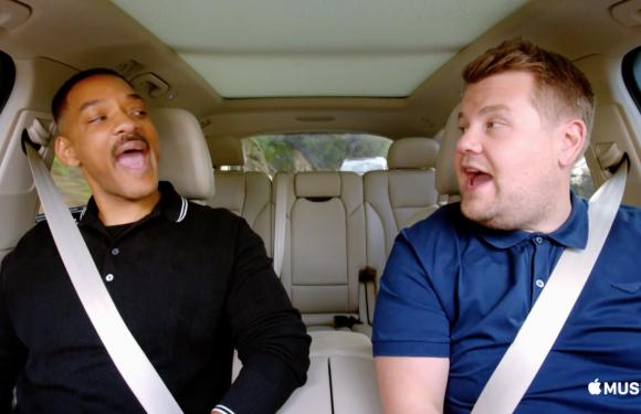 Apple stelt tv-serie Carpool Karaoke uit naar later dit jaar