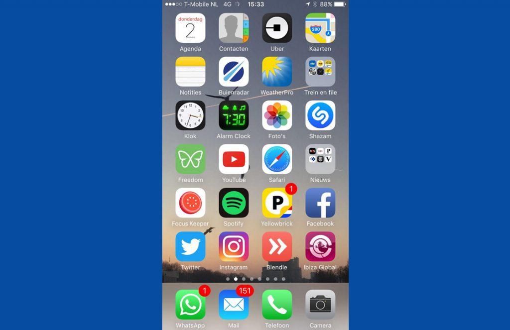 kluun iphone