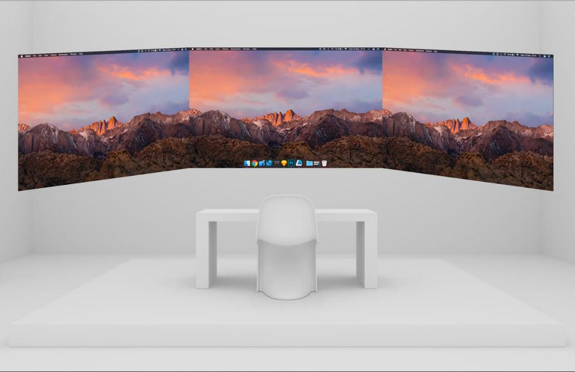 VR Desktop laat je een Oculus Rift op macOS gebruiken