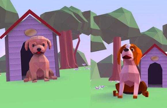 In Good Dogs! kun je rondrennen met de liefste honden