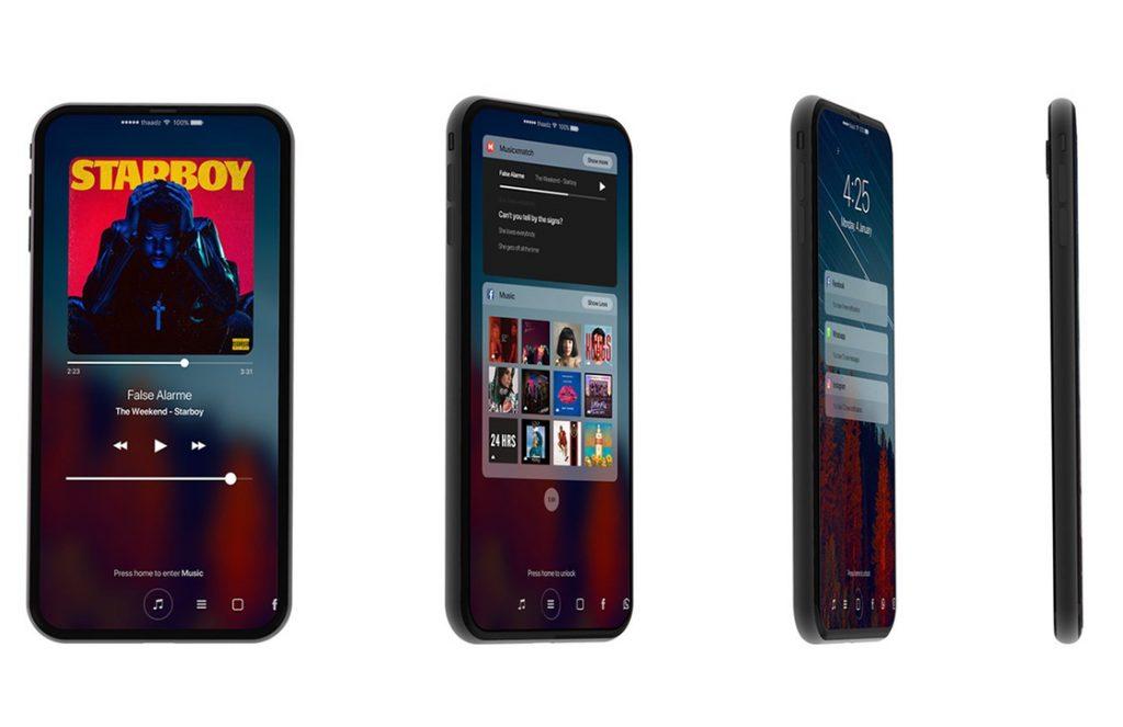 iPhone 8 werkgeheugen