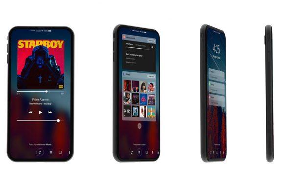 'Apple heeft een irisscanner op het oog voor de nieuwe iPhone'