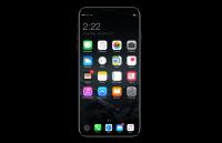 'iPhone 8: 3D gezichtsherkenning vervangt Touch ID-vingerafdrukscanner'