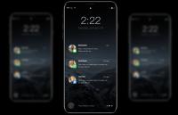 'iPhone 8 krijgt virtuele functietoetsen in plaats van homeknop'