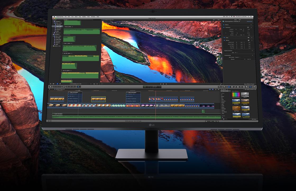 LG 5K monitor