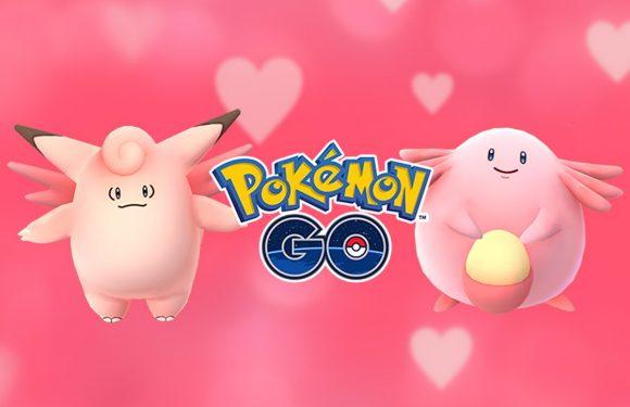 Pokémon GO Valentijnsdag-event start nu al