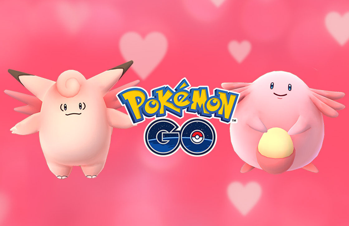 Pokémon GO Valentijnsdag-event start nu al