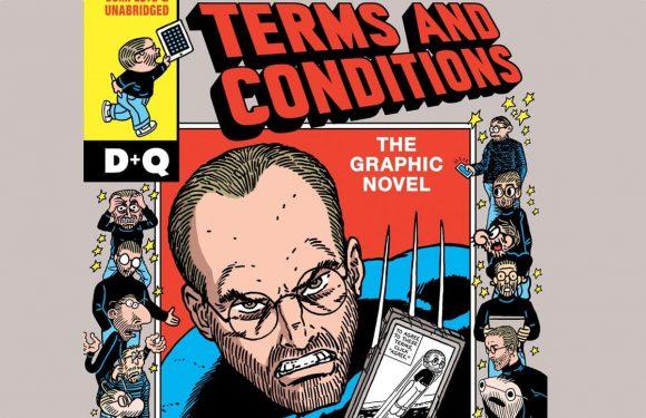 Terms and Conditions: komisch stripboek legt de iTunes-voorwaarden uit