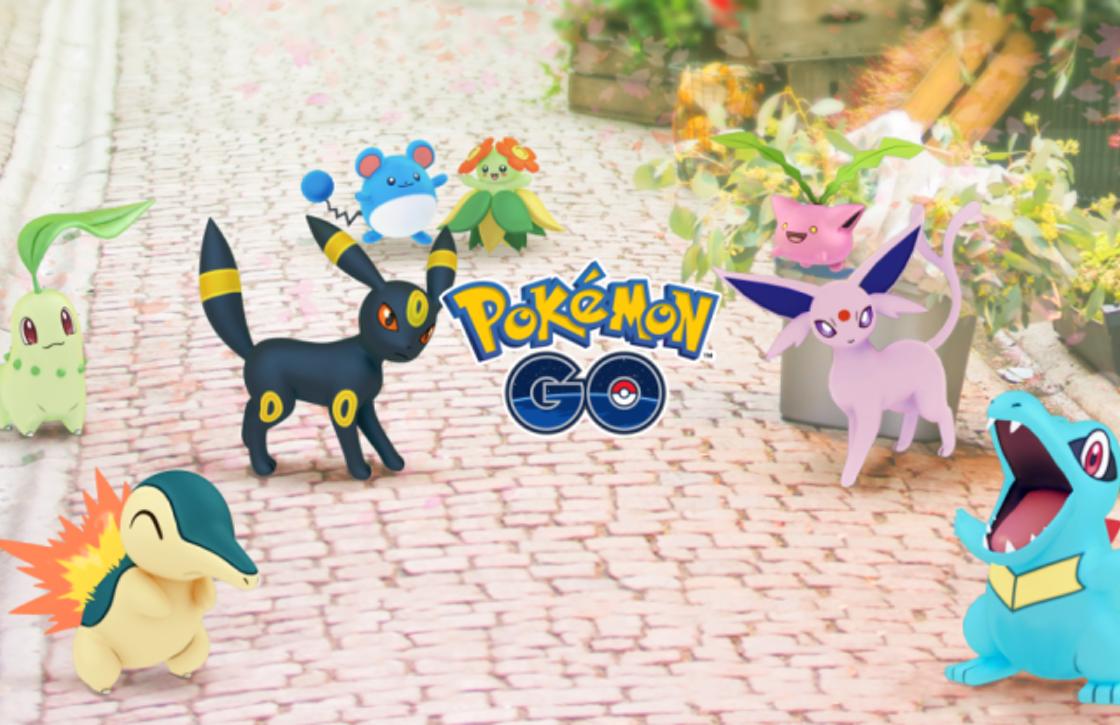 Pokémon GO tweede generatie