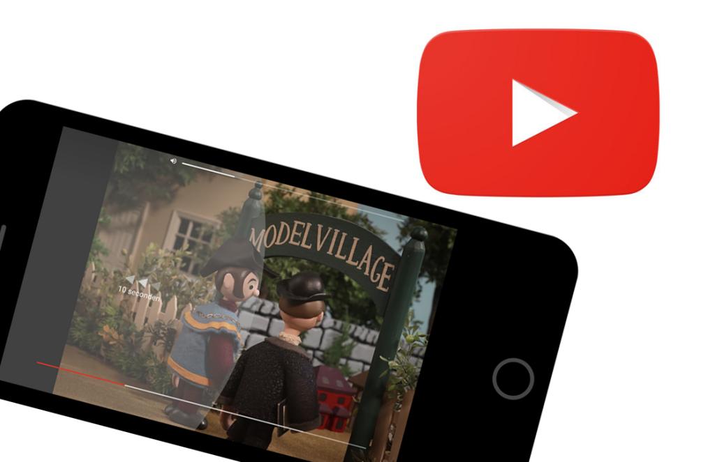 YouTube doorspoelen