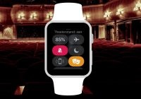 Zo werkt de Apple Watch Theaterstand om je scherm te dimmen
