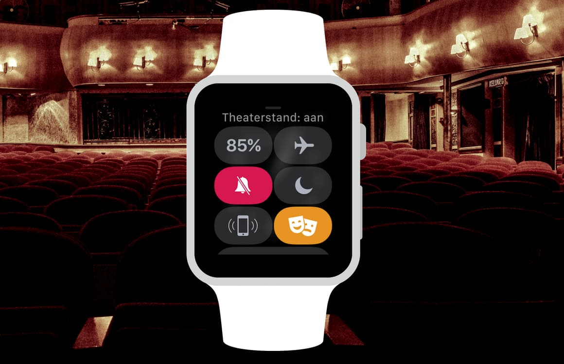 Apple Watch Theaterstand