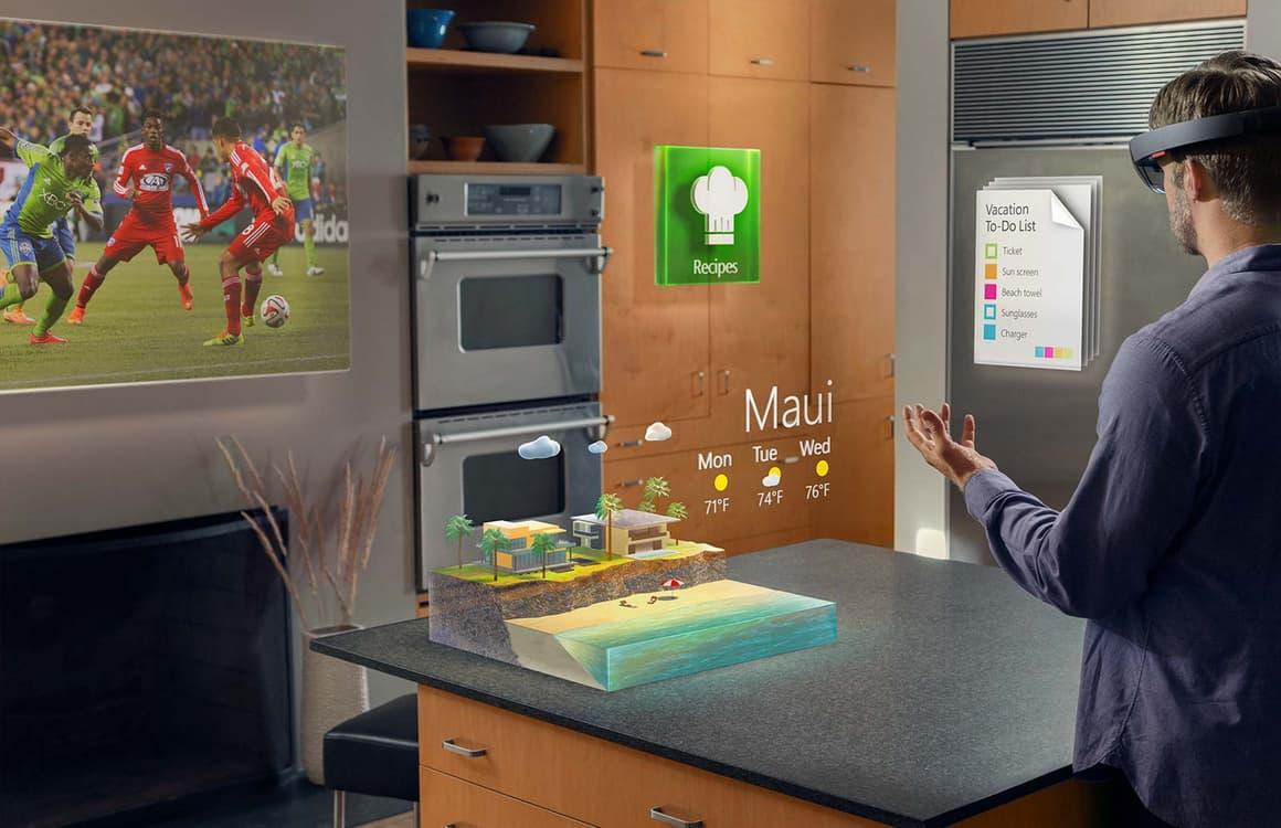 augmented reality in de toekomst