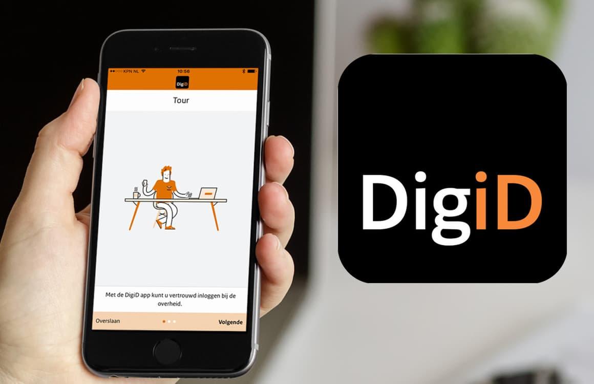 DigiD app