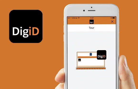 Met de DigiD-app veilig en snel inloggen, zo werkt het in 5 stappen
